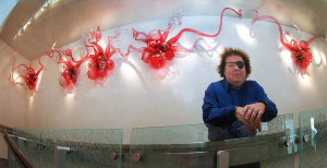 Dale Chihuly and his work